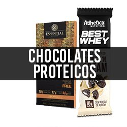 Chocolate Proteico