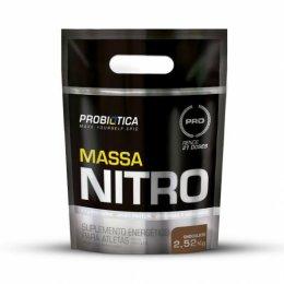 Massa Nitro NO2 (2,52kg)